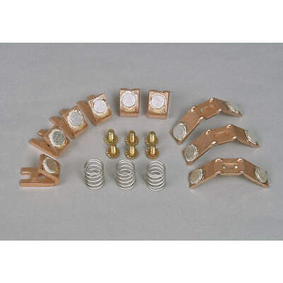 GENERAL ELECTRIC Contact Kit,Size 3,3Pole,For CR305/CR306, 55-153677G002