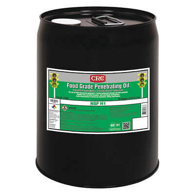 CRC Penetrating Oil,Food Grade,5 Gal, 03088