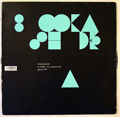 Booka Shade - Tickle / Karma Car (Get Physical Music) Vinyl - Schallplatte