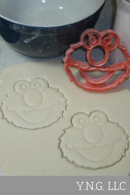 Large Elmo Sesame Street Special Occasion Cookie Cutter 3D Printed Usa Pr213L