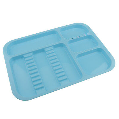 Pro Dental Separate Divided Tray Plastic Autoclavable Instrument Container