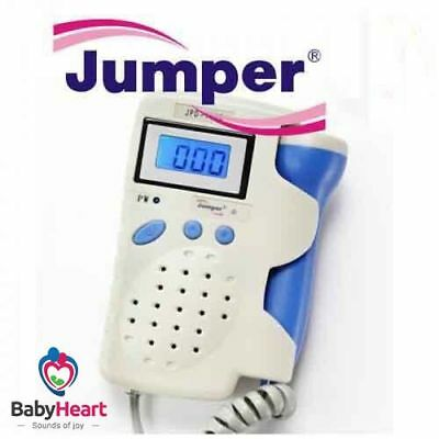 Jumper Pocket Rechargeable Baby Fetal Doppler 12V-Free express shipping