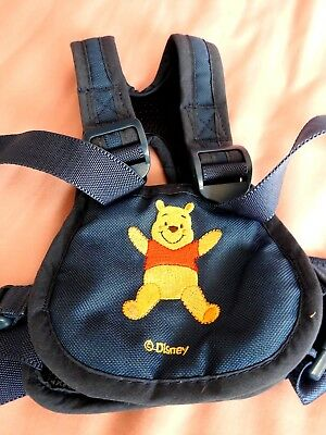 Tommee Tippee DISNEY Baby Winnie The Pooh adjustable Harness and Reins Set