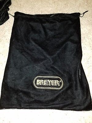 breyer connoisseur velvet bag