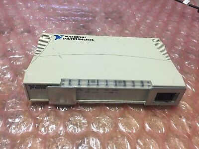 National Instruments NI GPIB-ENET/100 Ethernet GPIB Controller w/ Mounting Kit
