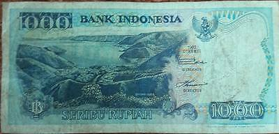 1 Banknote aus  INDONESIA 10