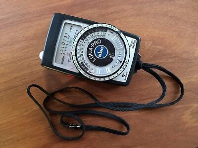 Gossen Luna Pro SBC Light Meter, With Box and in great condition