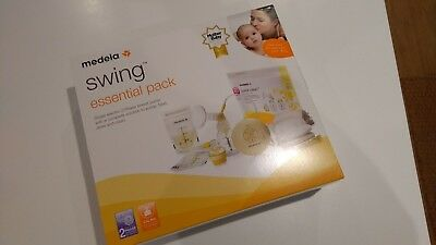 medela swing electric breast pump nearly new