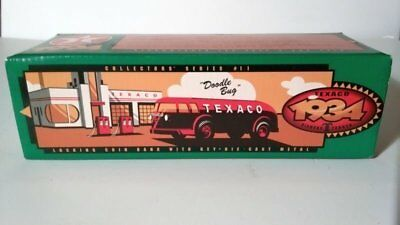 "1934 TEXACO ""DOODLE BUG"" TANKER TRUCK BANK IN THE BOX Lot 217"