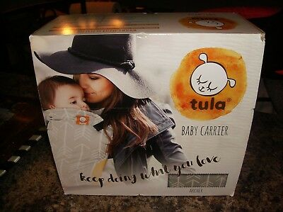 Tula Archer Grey- Tula Baby Carrier New