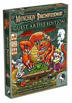 Munchkin Pathfinder Guest Artist Edition (Shane White-Version) Deutsch