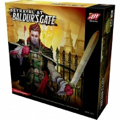 Betrayal at Baldurs Gate - English