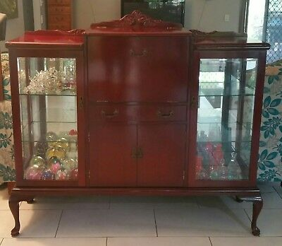 Vintage Cocktail/Display Cabinet