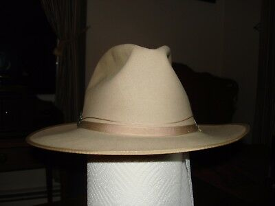 Stetson Open Road Fedora Ex Cond.