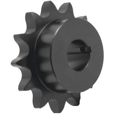 TRITAN Steel Sprocket,7.520in OD,0.625in PD,1inBD,#36, 50BS36 X 1