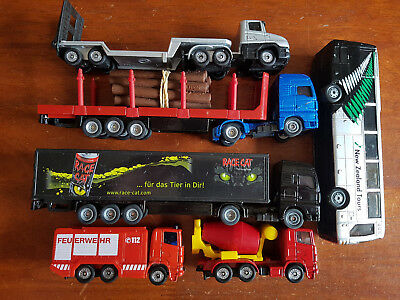Suki Diecast And Platic Vehicles For Your Layout Good Unboxed Oo Ho Gauge(Fd)