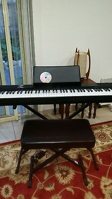 Electric piano keyboard - CASIO CDP 120