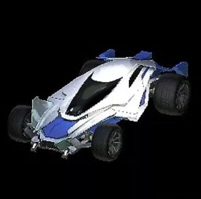 Rocket League Cobalt Mantis Xbox One Painted Body Car Item From Nitro Crate