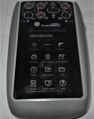 GE Druck DPI 620G Genii  Multi-function Calibrator with HART