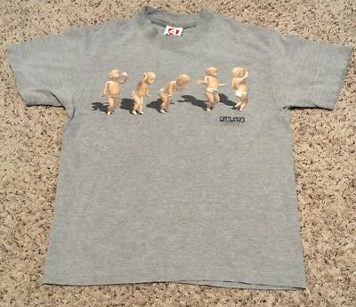 Ally McBeal Vintage Dancing Baby T-shirt - Small - ACME - 90's