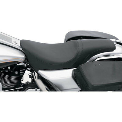 Drag Specialties Smooth Solar Predator Seat for 1997-2007 Harley Touring FLHR FL