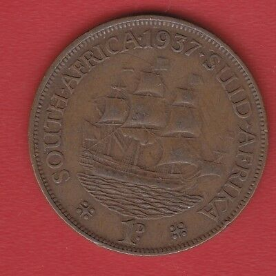 South Africa 1 D 1937