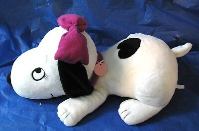Peanuts by Schulz - 18 Inch Laying Down Belle Plush