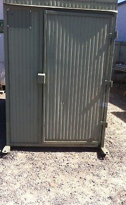 Site Shed / Tool Storage Shed Container