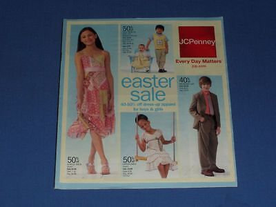 Jc Penney 28 Page Unread Catalog   4/1/2007   Buy 5 Get 1 Free Sale!   #2