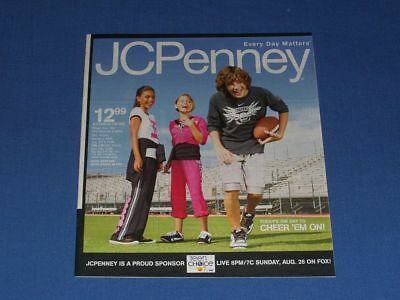 Jc Penney 28 Page Unread Catalog   8/19/2007   Buy 5 Get 1 Free Sale!   #1