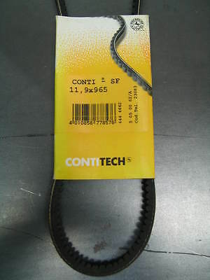 1 x Keilriemen, Zahnriemen, Riemen, V-belt, Timing belt, orig. Conti - Tech,Neu