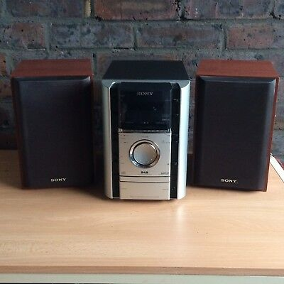 Sony CMT-GS30 Micro Hifi Stereo Shelf System with DAB Radio & CD Player
