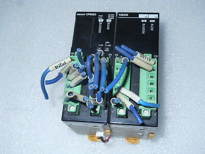1PC Used OMRON CPM2C-10CDR-D PLC MODULE Tested #SPK2
