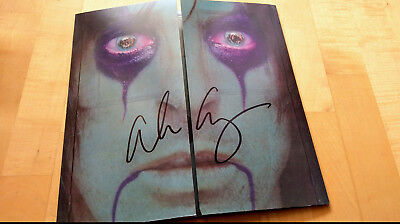 Alice Cooper - From The Inside Vinyl LP Autogramm signed signiert autographed