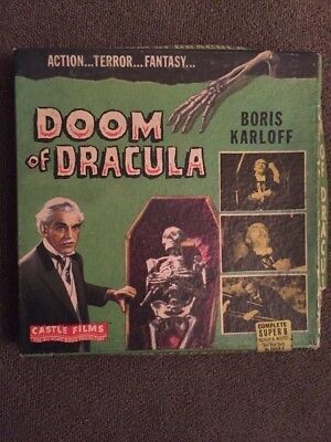 Doom of Dracula Castle Film