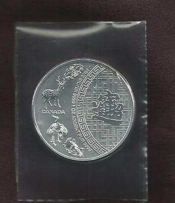1 OZ Silver 9999 -  Canadian Luna -5 BLESSINGS  - VIEW MORE