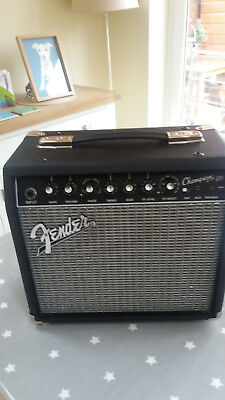 Fender Champion 20 Combo Guitar Amp ( Excellent Condition)