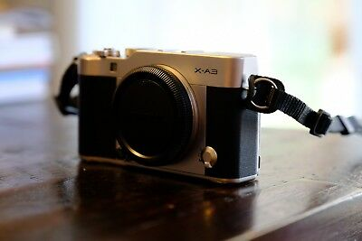 Fujifilm X-A3 Body Only (no box or charger)