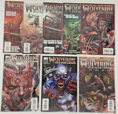 Wolverine 66-72, Giant-Size 1 | Complete Old Man Logan Storyline