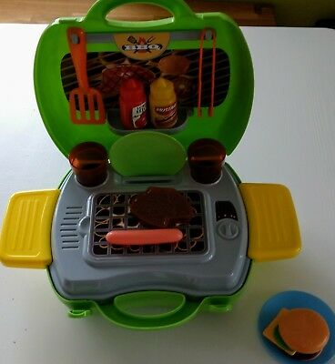 PLAYGO© My Carry Along Barbeque Grill Playset neuw.