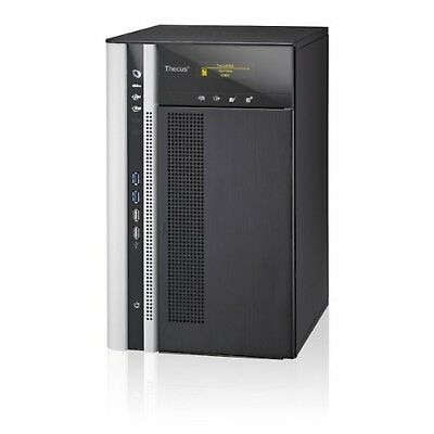 Thecus N8850 8 Bay NAS (HDMI Out Mobile Control Media Streaming Acronis True ...