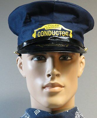 Lionel The Polar Express Youth Conductors Hat Train