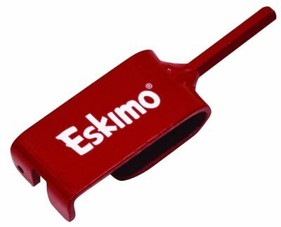 ESKIMO ICE AUGER Adapter for Cordless Drill Ice Fishing - $27 95