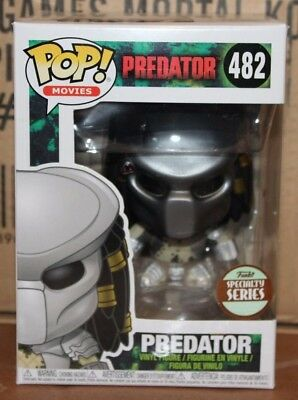 Funko POP Specialty Series Masked Predator!!! In Hand & Ready to Ship!!!
