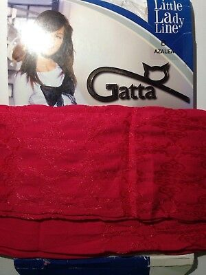 GATTA - GIRLS PATTERNED TIGHTS (SIZE -Age 7-8)