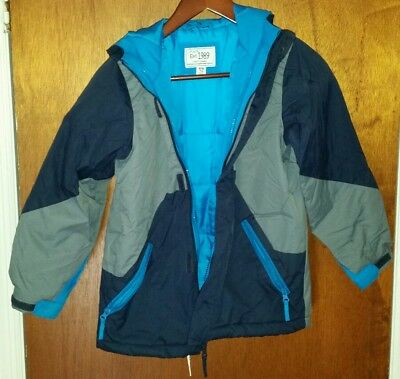 The Children's Place Boy's Puffy Coat Jacket Size 7/8 M