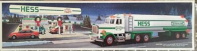 1990 Hess Toy Tanker Truck.  New in box.