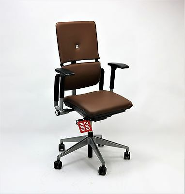 Steelcase Please V2 new Brown  Leather