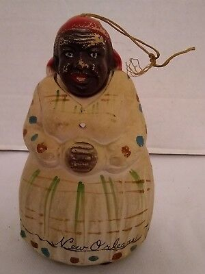 RARE Early Vintage Black Americana Aunt Jemima String Holder