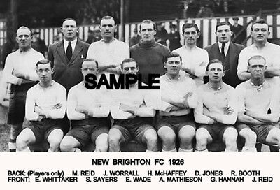 New Brighton FC 1926 Team Photo